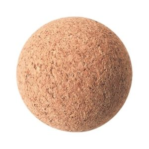 Natural Cork Foosballs